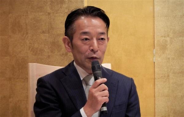 山口寛エグゼクティブプロデューサー