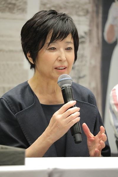 竹下景子さん