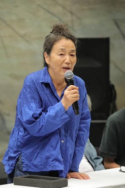 山本道子さん