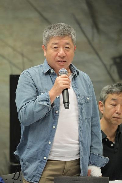 田村勝彦さん