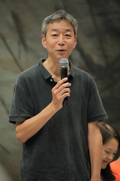 横山祥二さん