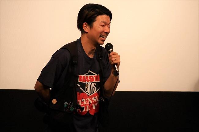 横尾浩喜監督