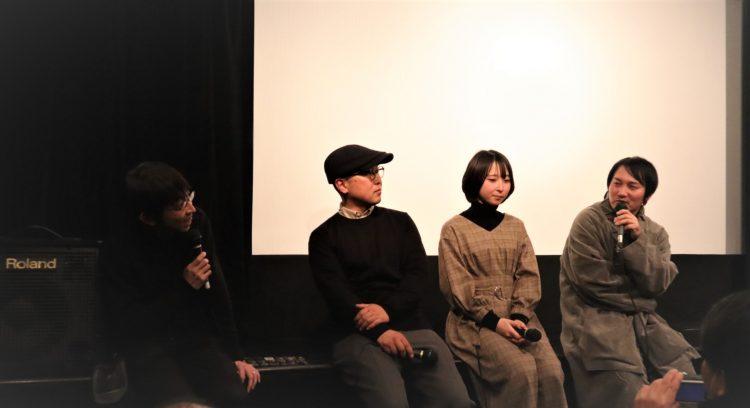長谷川監督が星能さんに身体を使った芝居をさせたいと言っていたのが印象的。