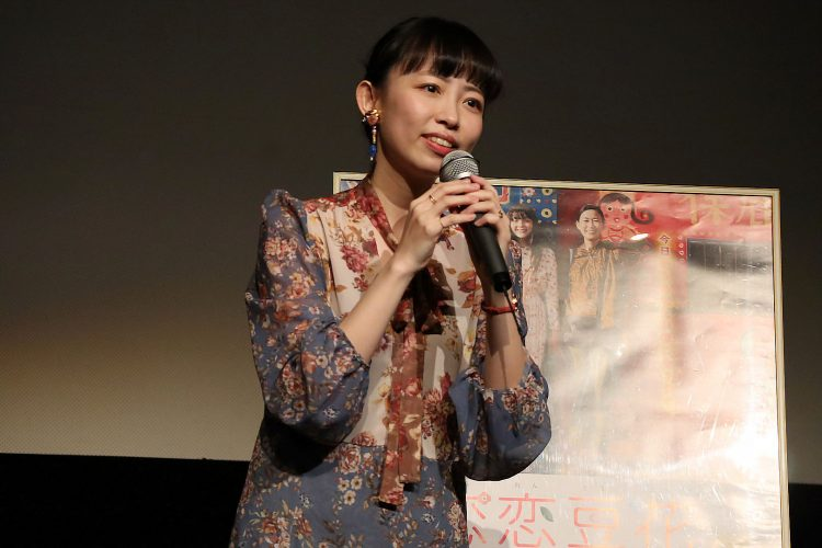 劇中の衣装で登場した洸美-hiromi-さん