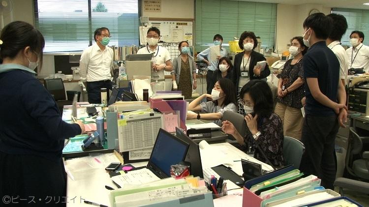『終わりの見えない闘い~新型コロナウイルス感染症と保健所~』